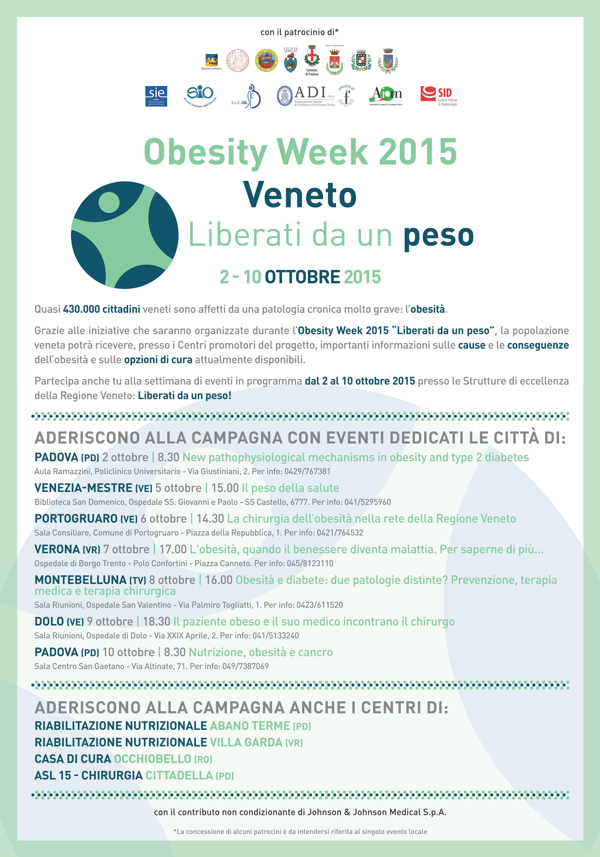 Locandina Obesity Week 2 - 10 Ottobre - Regione Veneto_01