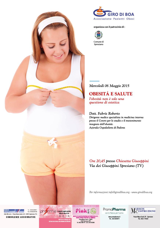Obesità-e-salute_A5 OBESITA' E SALUTE